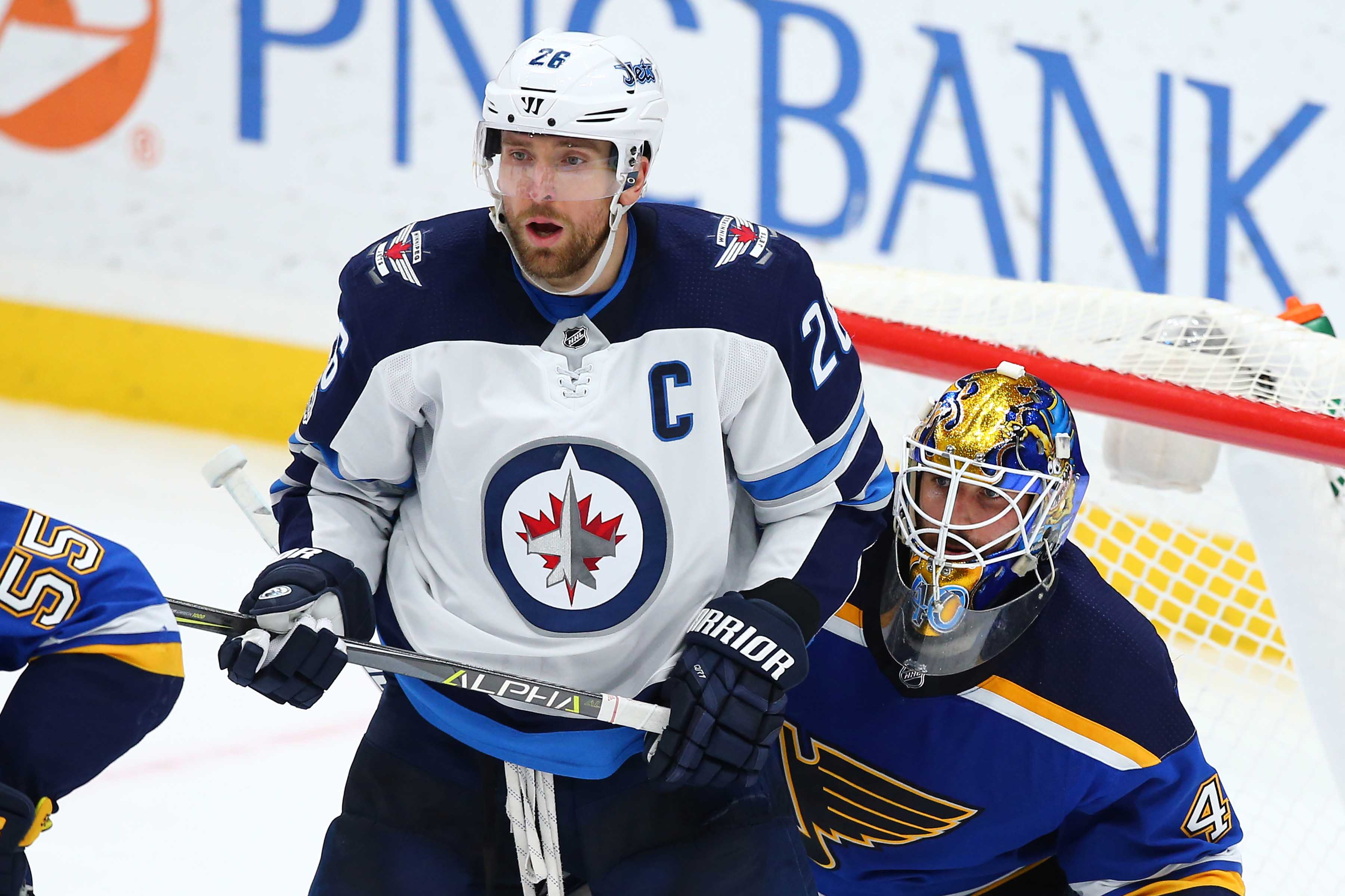 Winnipeg Jets vs  St  Louis Blues – Playoff Series Odds and