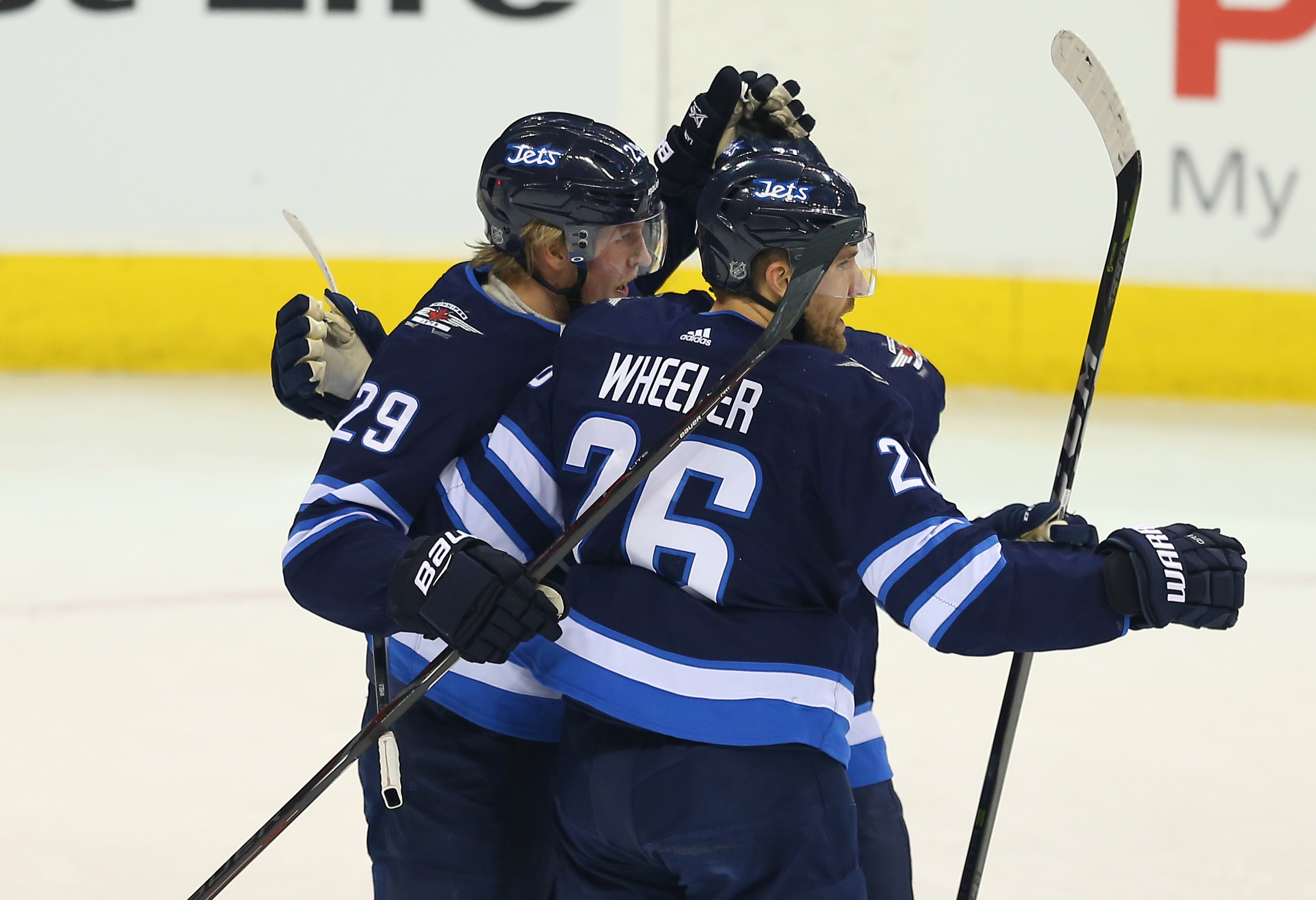 Scheifele and Laine Named First Stars – Jetsnation 935d743ca269